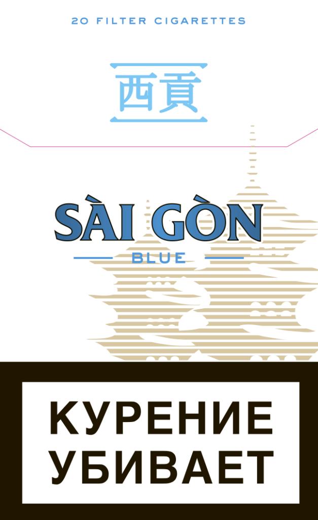 SAI GON BLUE