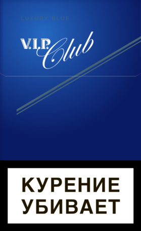 VIP CLUB LUXURY BLUE